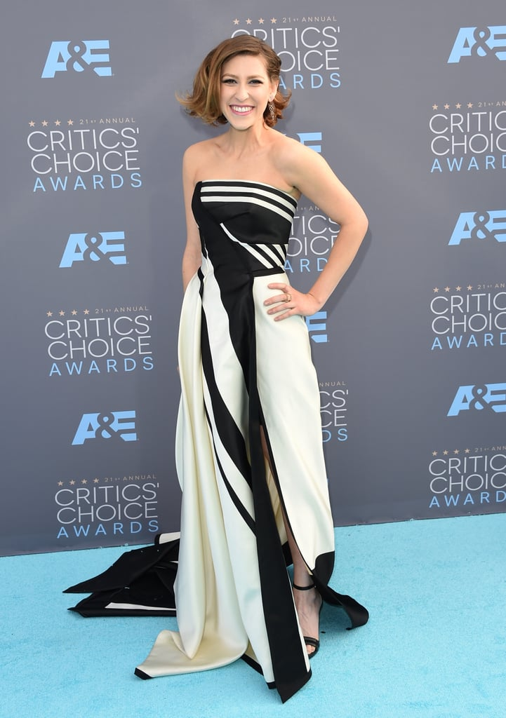 Critics' Choice Red Carpet Dresses 2016