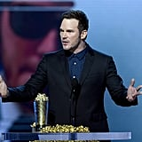 Chris Pratt's Acceptance Speech at the MTV Awards 2018