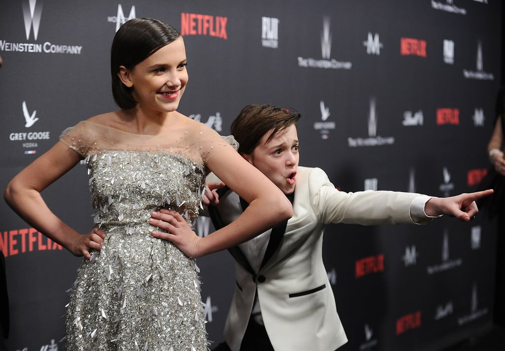 In January 2017, They Attended a Golden Globes Afterparty Together
