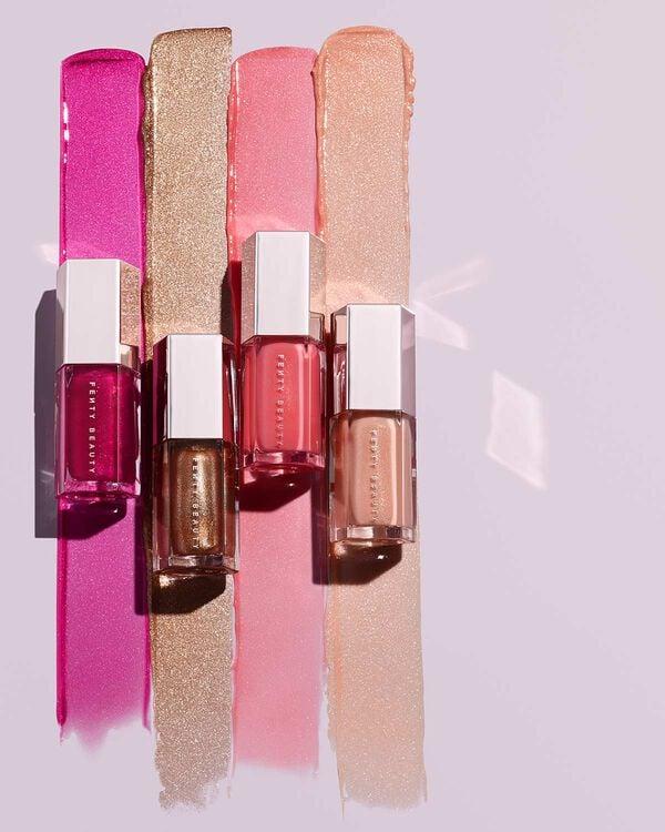Fenty Beauty Holo'daze Edition Mini Gloss Bomb Collection