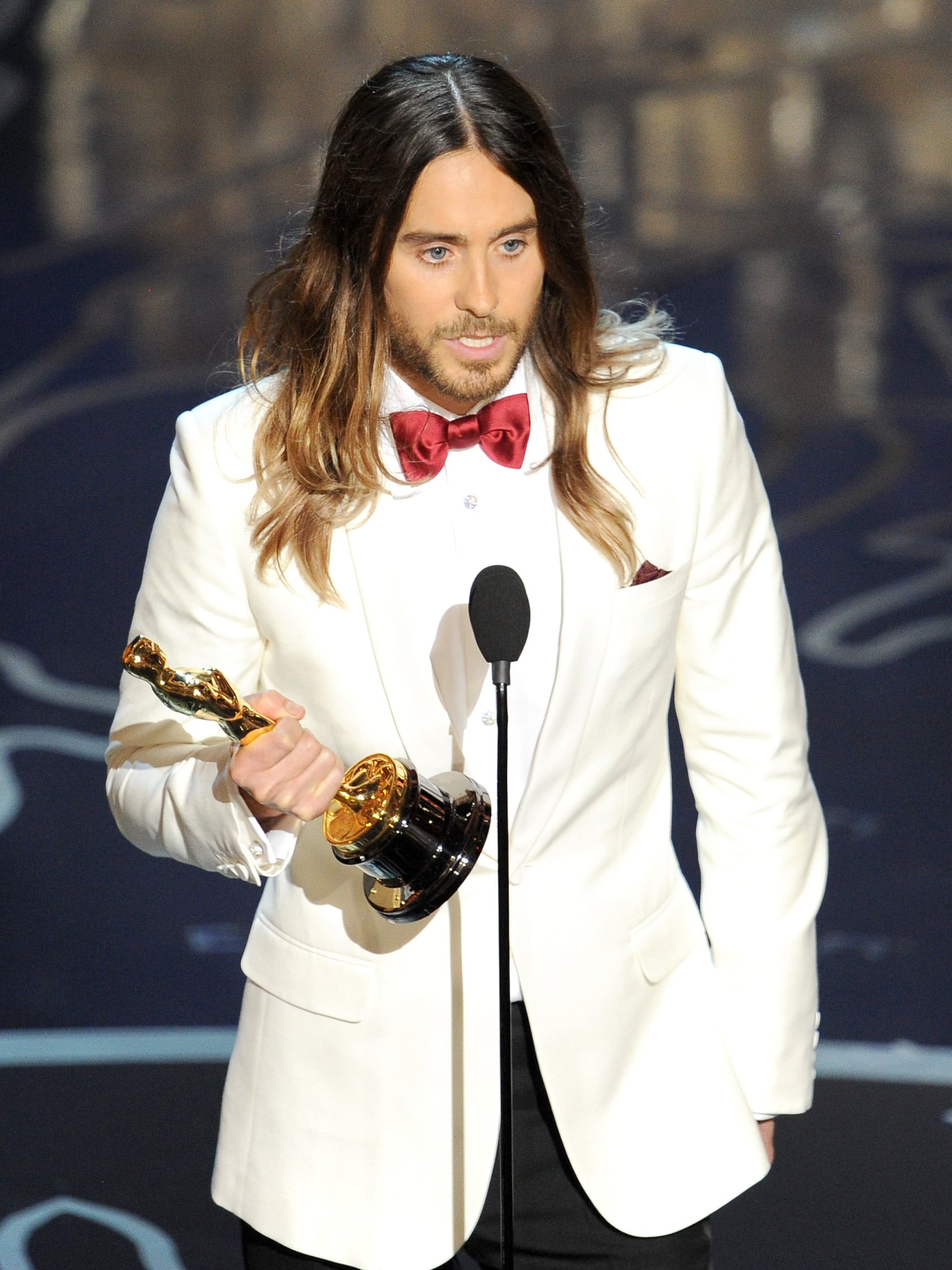 Best Supporting Actor: Jared Leto