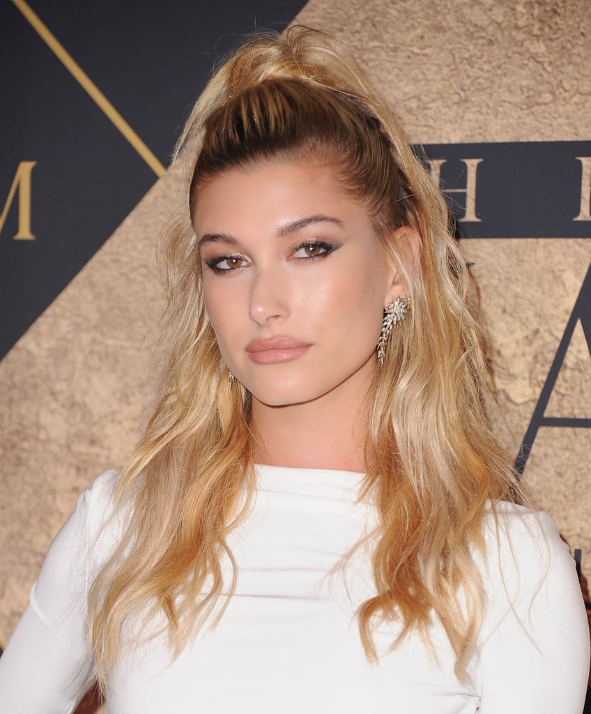Hailey Baldwin's Favourite Hair Product