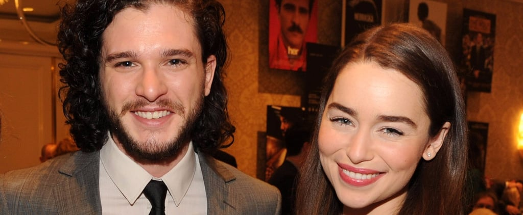 Emilia Clarke and Kit Harington Best Quotes About Each Other