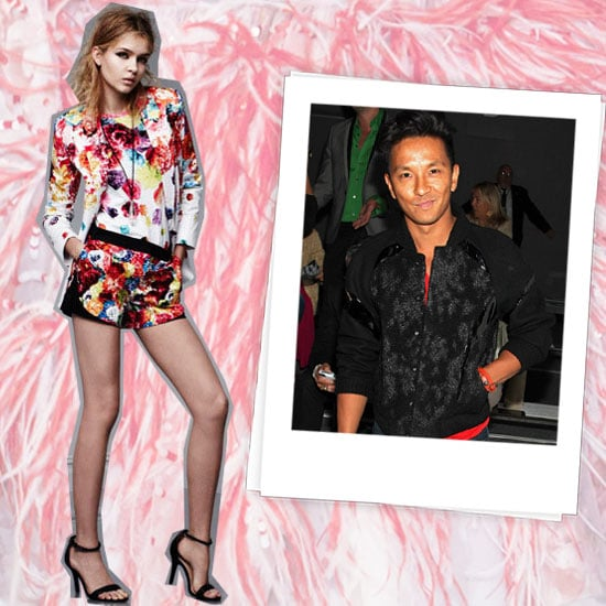 Prabal Gurung For Target Interview | Nov. 6, 2012