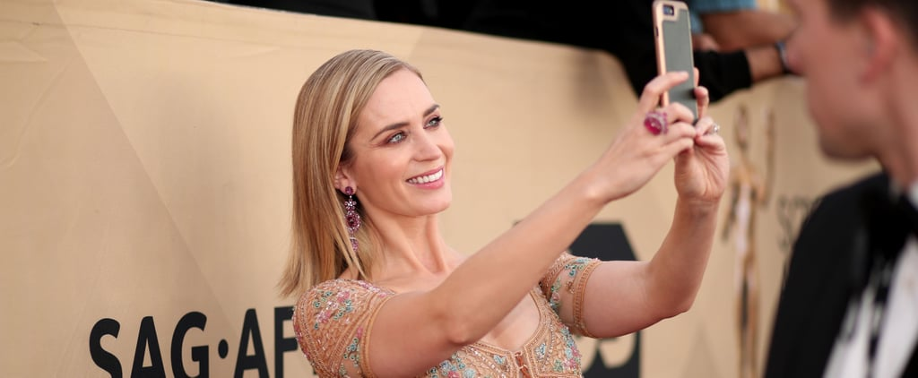 21 Stylish Moments From the 2017 SAG Awards to Look Back On