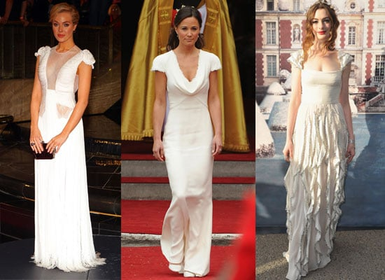 Wedding Dress Inspiration From the Red Carpet: Top Ten Best Celebrity Dresses That Work For Bridal Too!