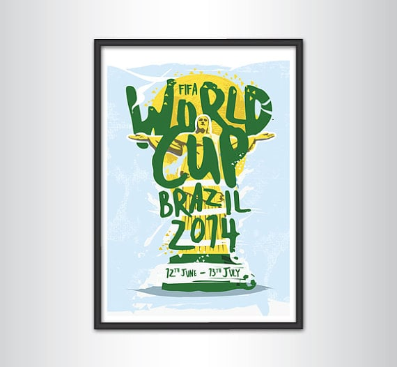 World Cup Wall Art