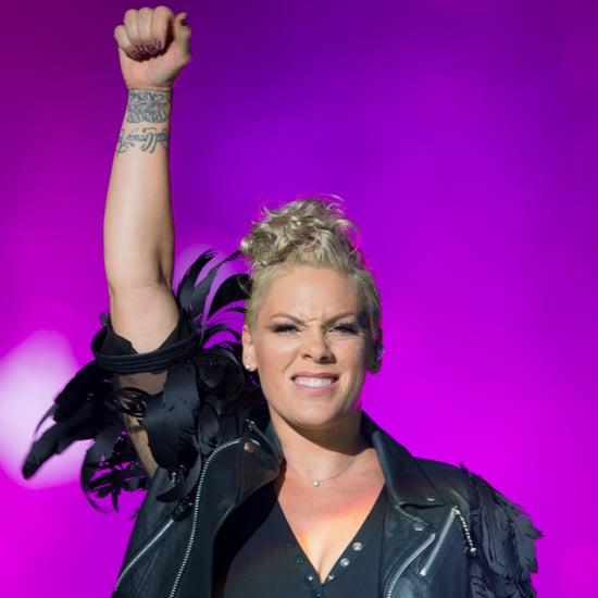 Pink Hair 2017 MTV VMAs