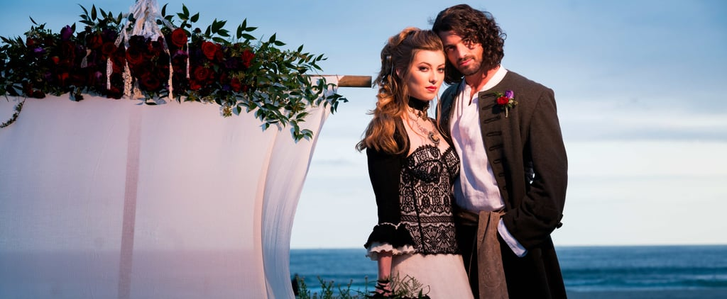 This Pirates of the Caribbean Wedding Shoot Will Make You Want Your Own Will Turner