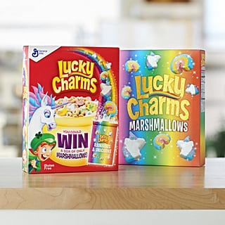 How to Win a Lucky Charms Marshmallow-Only Box 2019