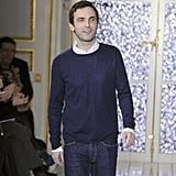 Don't believe the rumors — yet! Nicolas Ghesquière hasn't been confirmed as the new creative director of Louis Vuitton.