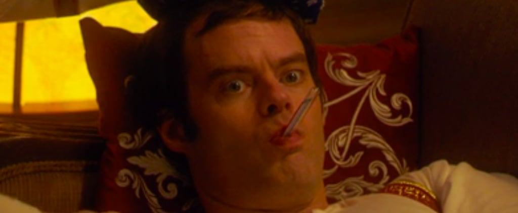 Bill Hader and Anna Kendrick in Disney's Noelle Video