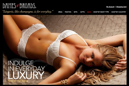 Fab Body Guide: Dames & Broads Lingerie For International Body Types