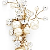 Wedding Belles New York Glass Pearl & Crystal Hair Clip ($34)