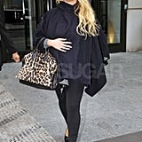 Jessica Simpson out in NYC.