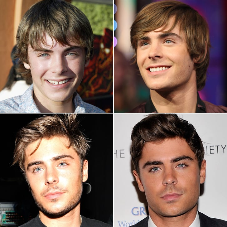 Pictures of Zac Efron Through the Years