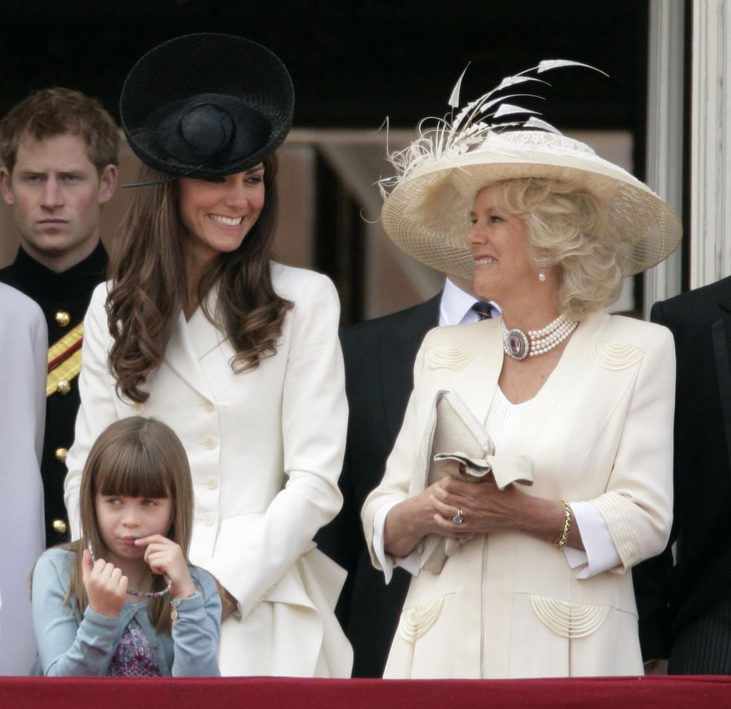 """Camilla: """"How much if I can hit that guy with my glove?"""""""