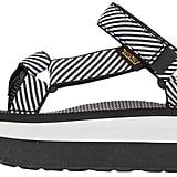 Teva 40mm Striped Flatform Universal Sandals ($86)