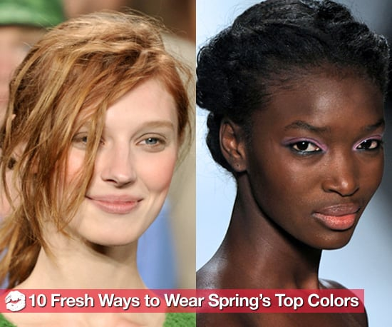 The Hottest New Color and Makeup Trends For 2011