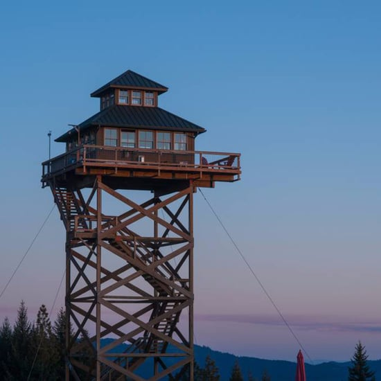 Oregon Tower Airbnb