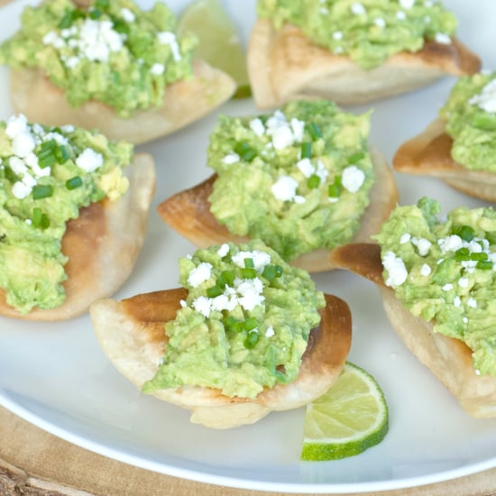 Avocado Toast Appetizers