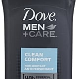 Dove Men+Care Clean Comfort Antiperspirant
