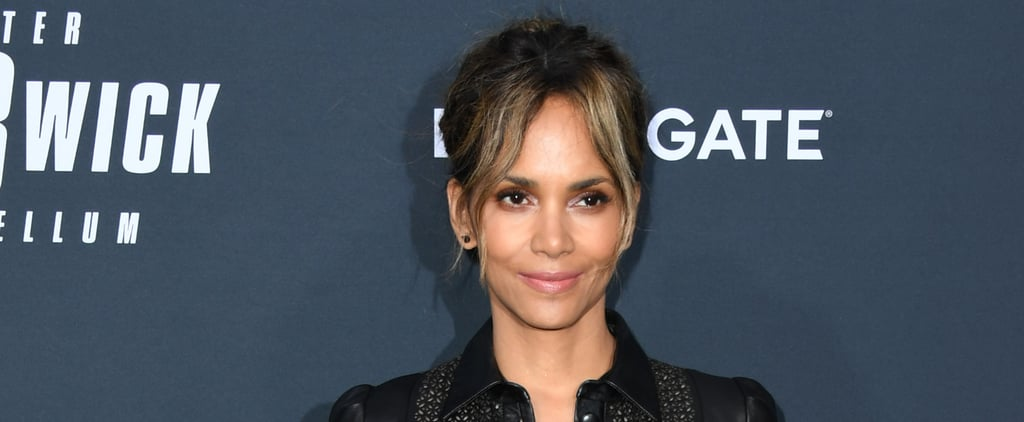 Halle Berry's Fitness Friday Yoga Warm-Up Routine