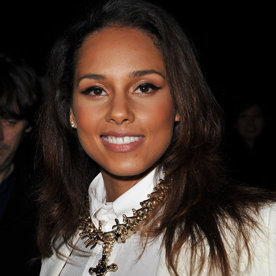 Alicia Keys at Givenchy