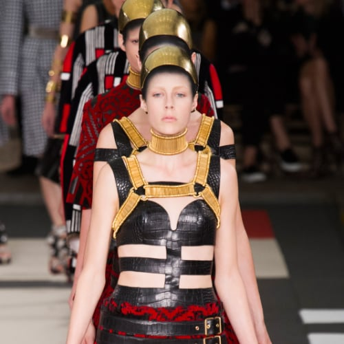 2014 Spring Paris Fashion Week: Alexander McQueen Beauty