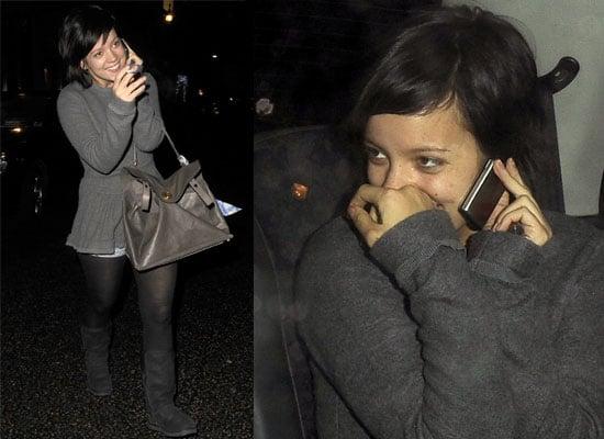 03/12/08 Lily Allen