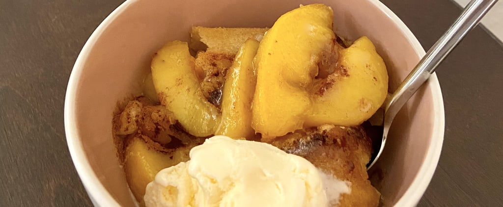 This Old-Fashioned Peach Cobbler Recipe Is Great For Summer