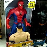 What Is Spiderman Doing Over There?