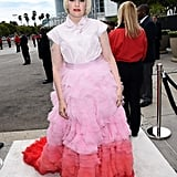 Lena Dunham Brings Her Main Guy to the Emmys