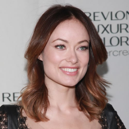 Interview With Olivia Wilde About Her Hair Colour
