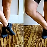 Pointed Foot Stretch