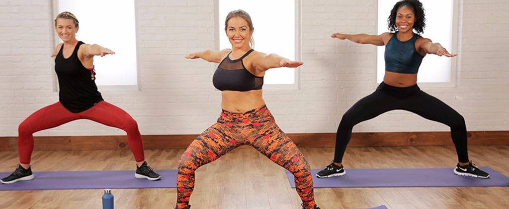 Low-Impact Cardio Workout That's Perfect For Beginners, Too!