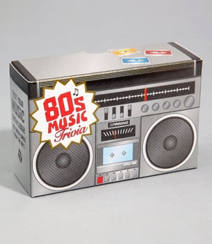 80's Music Trivia Game $15
