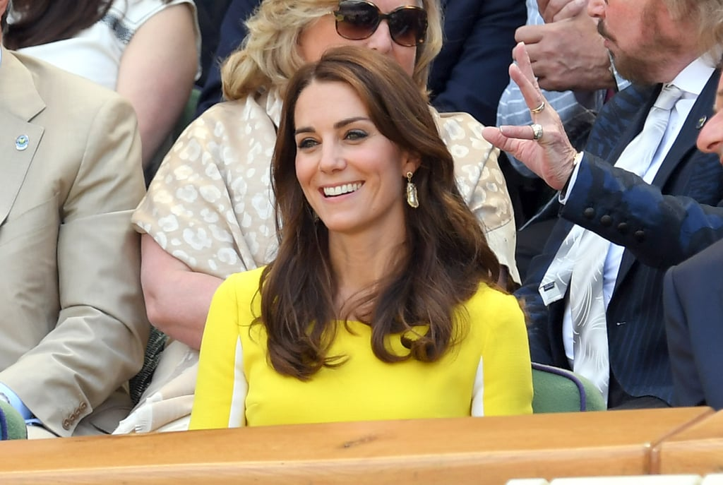Kate Middleton's Colored Dresses