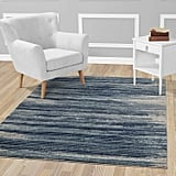 Diagona Designs Contemporary Stripes Design Modern Area Rug