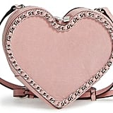 Chain Heart Crossbody Bag