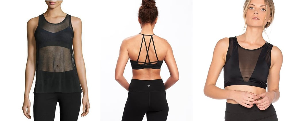 23 Pieces of All-Black, Edgy Workout Gear to Match Your Cold, Dark Soul