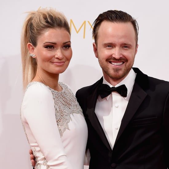 Aaron Paul's Emmy Speech Crashed His Wife's Website