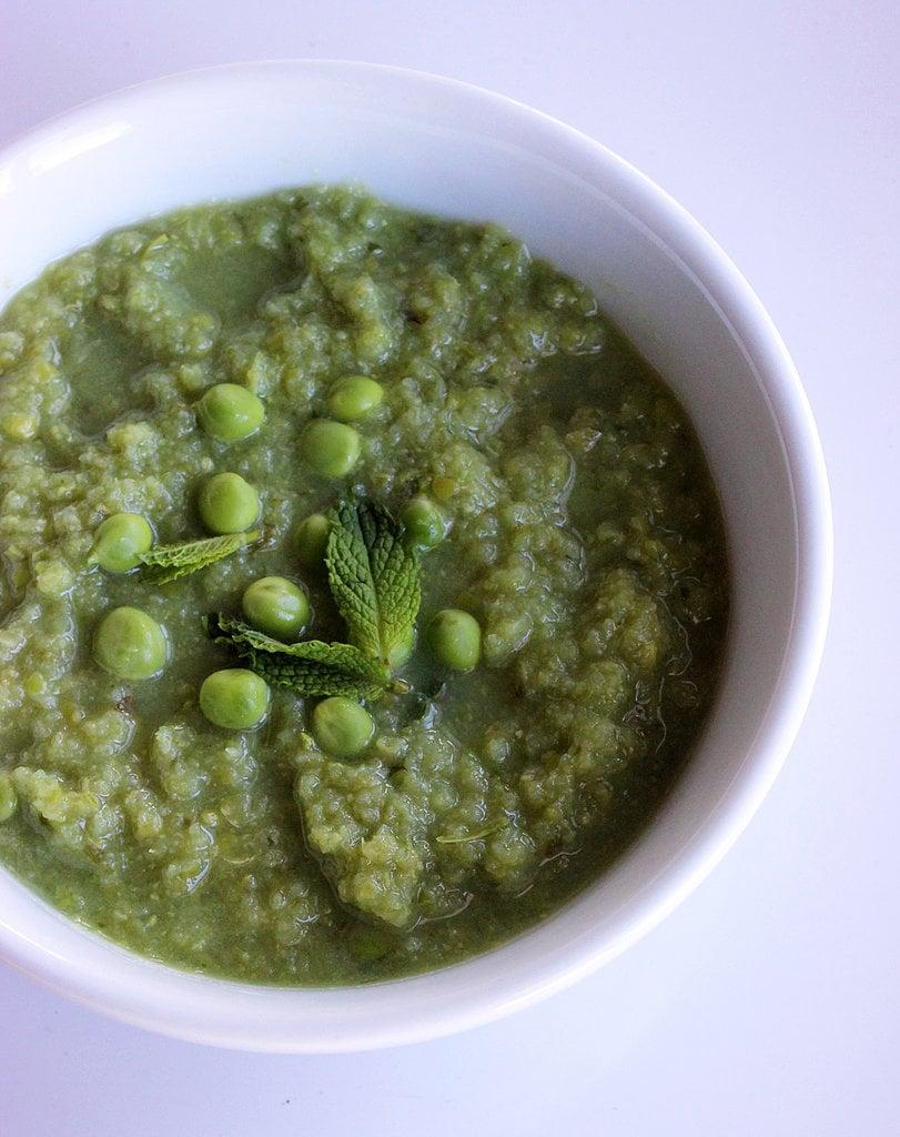 Zooey deschanel 39 s pea soup low calorie soups under 300 for 10 calorie soup gourmet cuisine