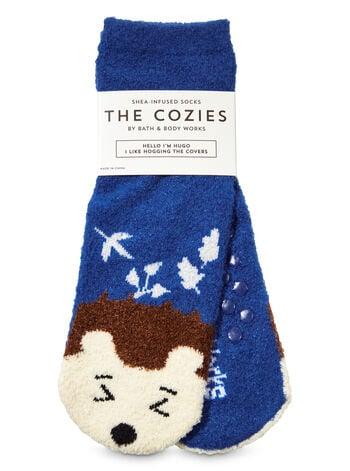 Hugo the Hedgehog Shea-Infused Socks