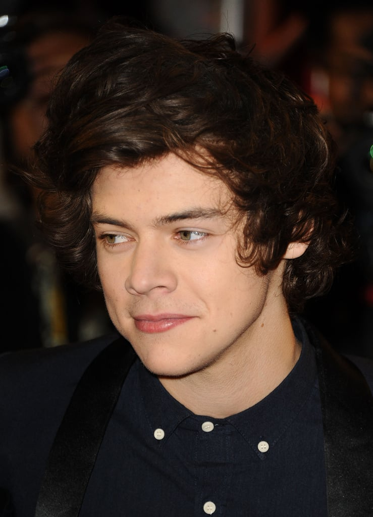 Harry Styles competed on The X Factor's UK version.