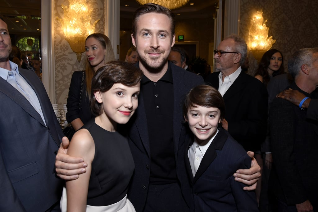 Millie Bobby Brown Is Every Single 1 of Us Meeting These Hollywood Icons