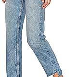 Grlfrnd x Revolve Straight Jean
