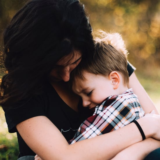 How Do You Get Your Kids to Stop Crying When You Leave?