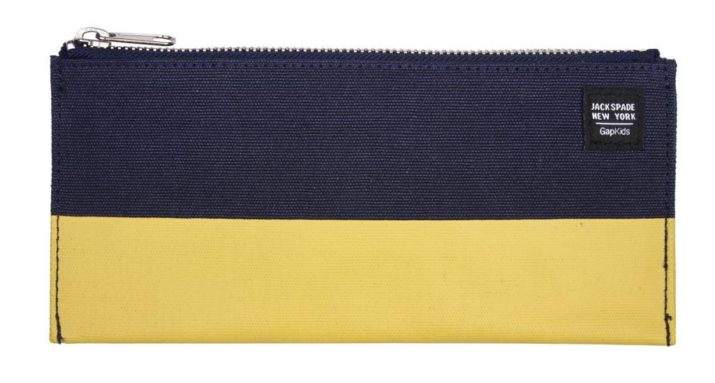 Jack Spade Dipped Pencil Case