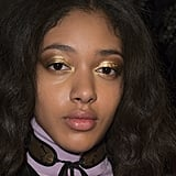 Two-Toned Gold and Bronze Eyes at Jill Stuart
